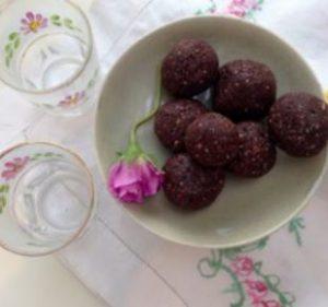 cacao maca balls