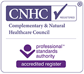 Complementary and Natural Healthcare Council (CNHC) Logo